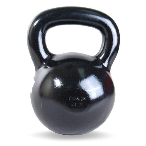 Cap Barbell 50-Pound Kettlebell