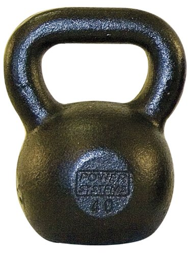 Power Systems Kettlebell (55-Pounds)